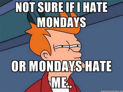 Memes About Monday
