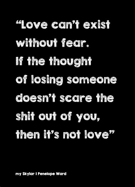 loving your partner without losing your self ebook quotes on fear of losing someone you love love life quotes