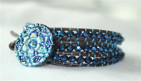 how to bead bracelets bead wrap bracelet how to make a bead wrap bracelet tutorial