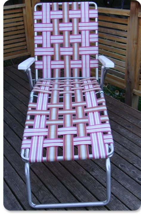 Rewebbing Patio Furniture Re Webbing Patio Chairs When Duck Doesn T Work Home Pinterest Vintage Chairs And
