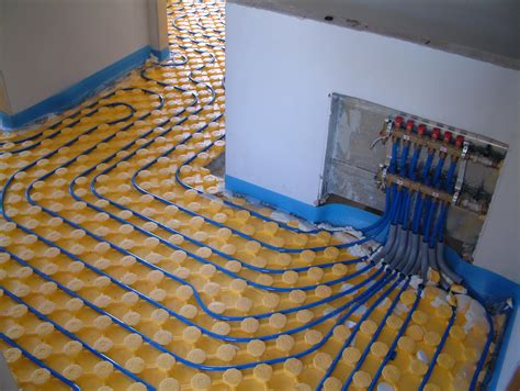 temperatura acqua riscaldamento a pavimento temperatura mandata e ritorno riscaldamento a pavimento