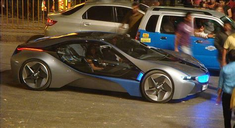 mi4 bmw bmw ved concept spotted on mission impossible 4 set