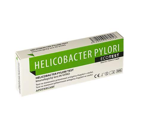 test helicobacter helikobakter test masticha terapia