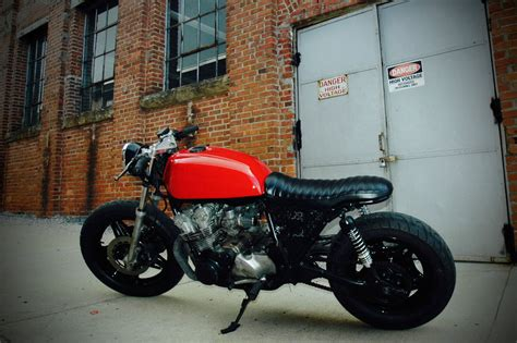 Handmade Cafe - 1981 honda cb750 custom cafe racer for sale