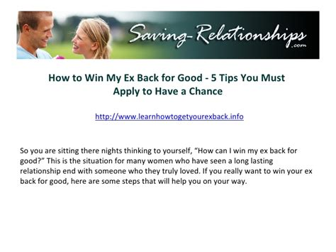 how to win at advice from code chions freecodec how to win my ex back for 5 tips you must apply to a chan