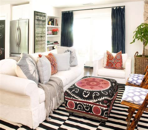 eclectic decorating ideas for living rooms mix it up 33 modern living room design ideas real simple