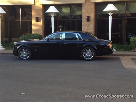 rolls royce phantom spotted in las vegas nevada on 04 18