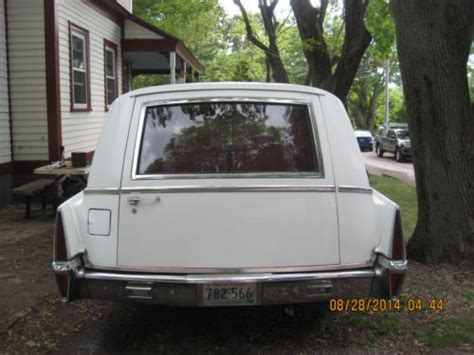 Three Way Cadillac by Find Used 1970 Cadillac Superior Hearse Three Way With