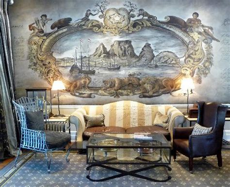 What Are Wall Murals wall murals are hand painted picture of cape grace cape