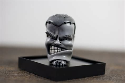 Metallica Scary Shift Knob On Ebay by Popsike Metallica Shift Knob Metclub