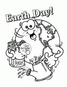 earth day coloring page happy earth day coloring pages