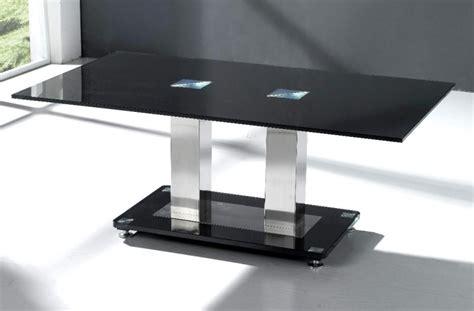 Black Glass Tables Coffee Table Black Glass Coffee Table Contemporary Coffee Table