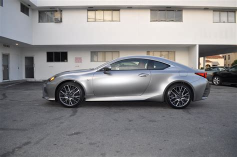 lexus rc f silver rc350 f sport atomic silver club lexus forums