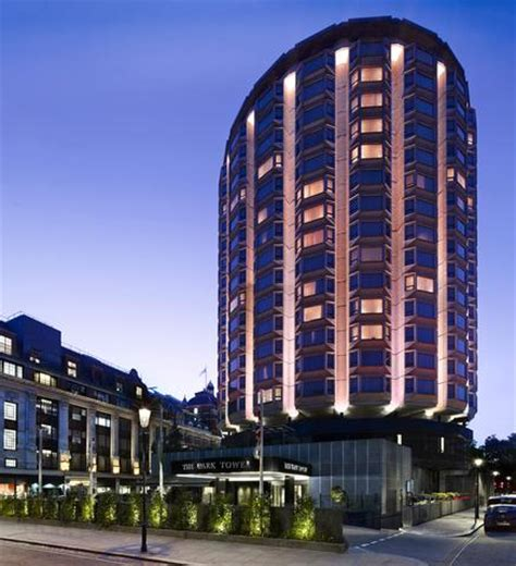Is Staying At The Luxurious Towers by The Park Tower Knightsbridge A Luxury Collection Hotel