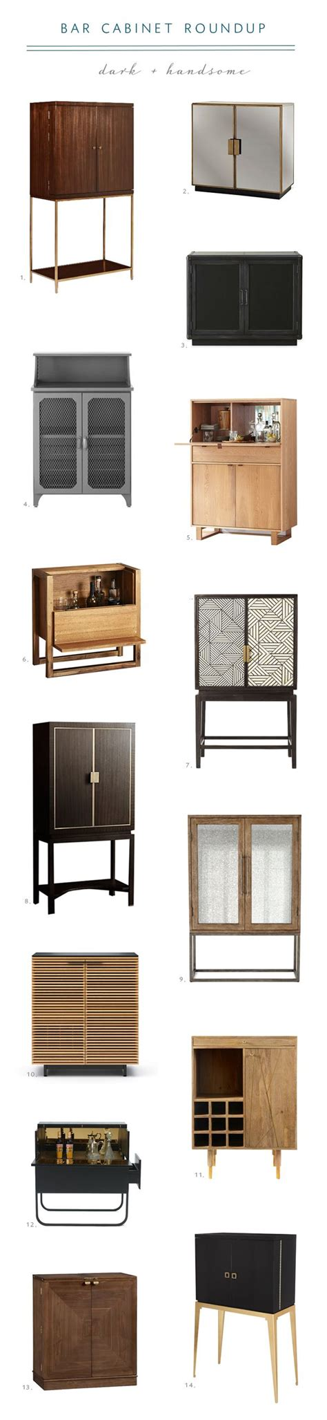 25 best ideas about bar cabinets on bar