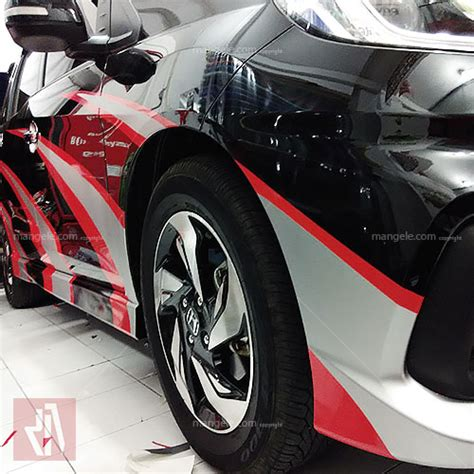 Cutting Sticker Erc Stiker Mobil Striping Mobilio Calya Ignis 9d17i6 sticker honda blade images