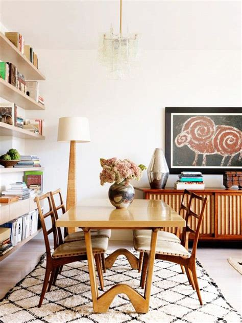 tips  create  eclectic dining room  kimberly duran