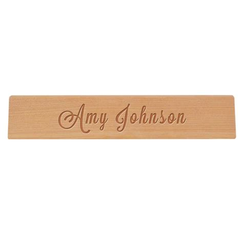 personalized desk name plate personalized desk name plate