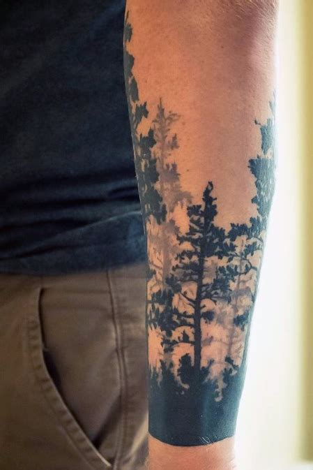 tree tattoos on forearm trees forearm tattoos tattoos forearm