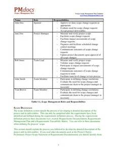 project management policy template images for gt project scope of work template