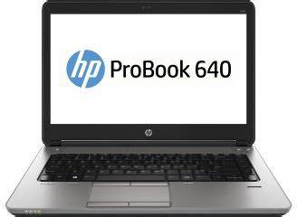 hp probook 640 g1 (f2r81ut) ( core i5 4th gen / 4 gb / 500
