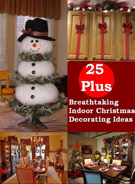 indoor christmas decorations ideas top indoor christmas decorations christmas celebrations