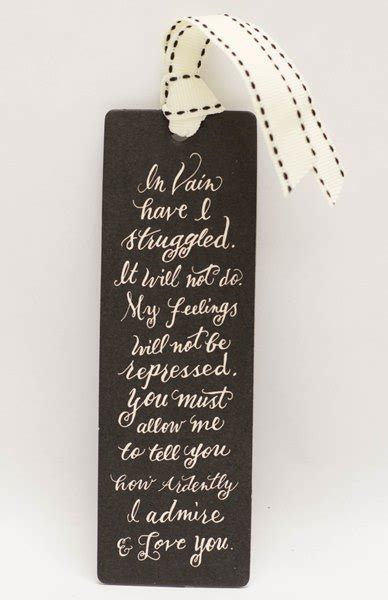 Bam Gift Card Balance - ribbon bookmark with quote in vain i have struggled bam exclusive booksamillion com