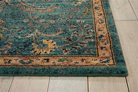 teal colored area rugs nourison 2020 nr204 teal area rug carpetmart