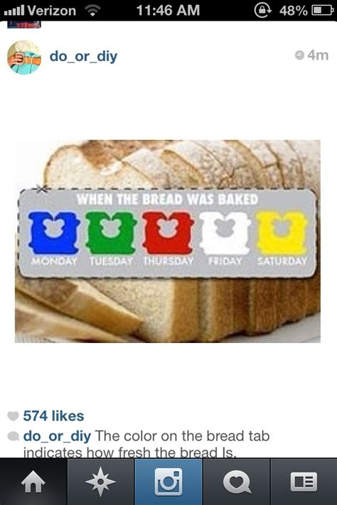 bread tie colors meaning bread tags color meaning