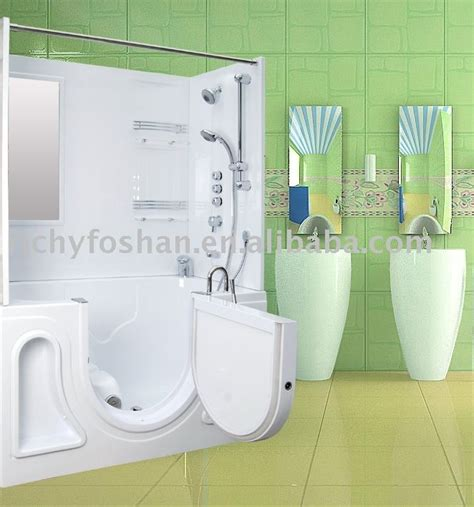 handicap bathtub shower combination 171 bathroom design l