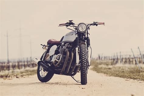 Motorrad Shop Parndorf by Umgebautes Motorrad Kawasaki Z 650 Ws Motorradtechnik