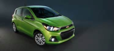 all new chevrolet spark 2016 til di new york auto show
