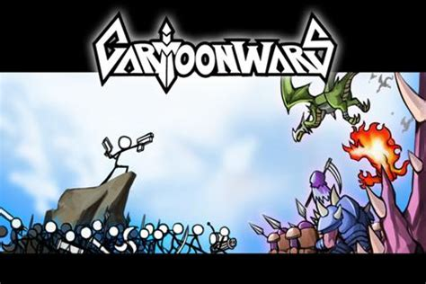 download game android cartoon wars mod apk cartoon wars apk v1 1 2 mod unlimited gold for android