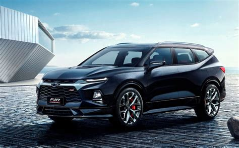 all new chevrolet trailblazer 2020 2020 chevy trailblazer release date price specs