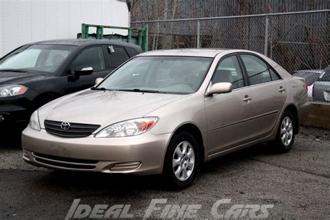 toyota camry le 2003 ideal cars used 2003 toyota camry le v6 for sale in