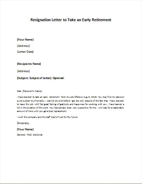How To Write A Resignation Letter For Retirement by Sle Resignation Letter For Teachers With Marriage Retirement Letter Templates 32 Free Sle