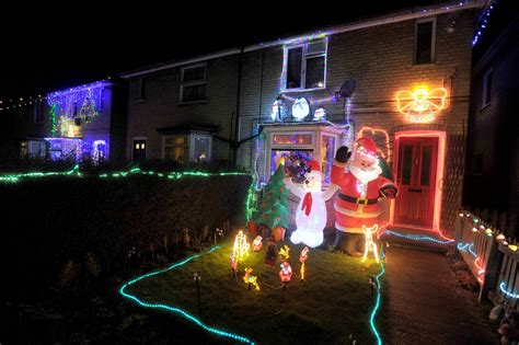 take a tour of the best christmas lights displays in