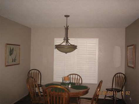 dining room light height m interiors the right height