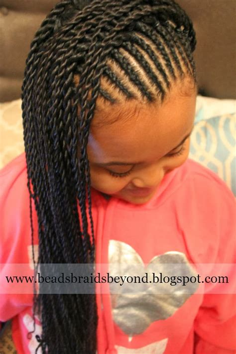 Cornrow Hairstyles For Ages 8 10 by Cornrows Rope Twists Twist Hairstyles