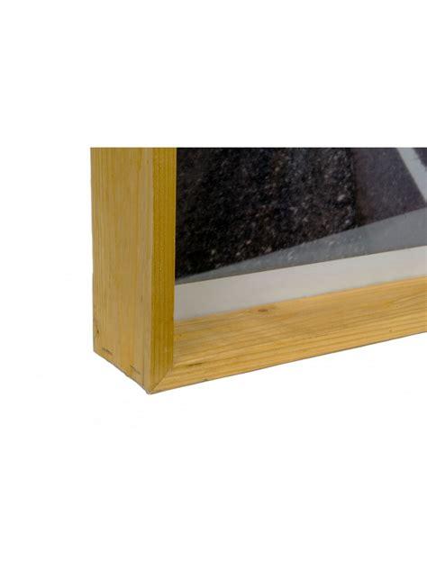 cornice per fotografie cornice profonda in legno di riciclo per fotografie