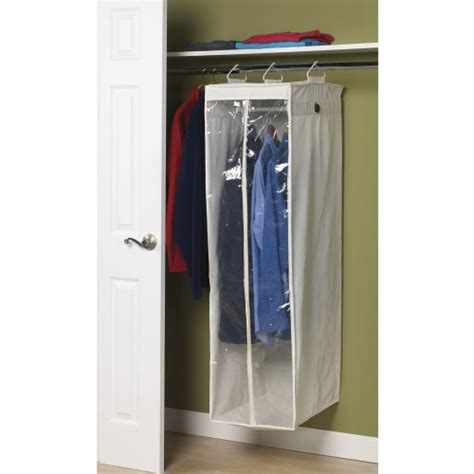 household essentials hanging wardrobe garment storage bag