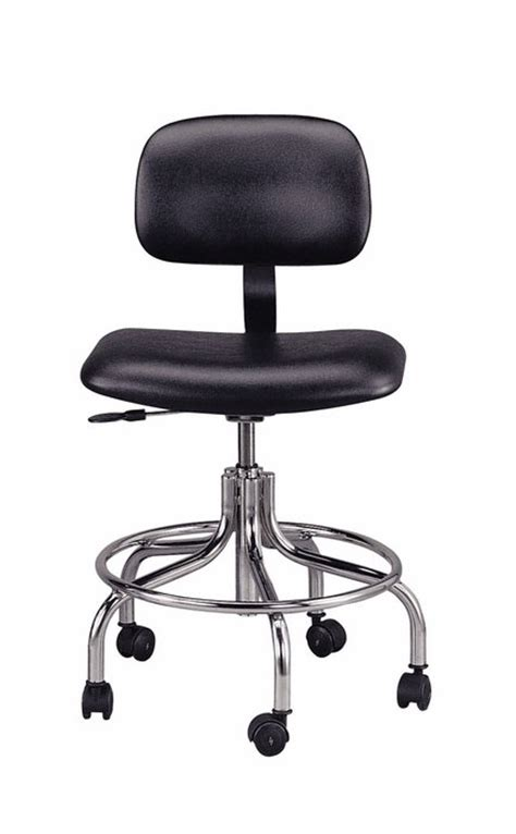 Vinyl Chair Cleaner by Clean Room Vinyl Chair 19 24 Height From Cole Parmer