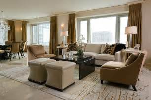 sitting room layout transitional elegance condo modern living room