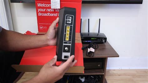reset virgin superhub modem mode virgin media broadband setup hub 3 0 youtube