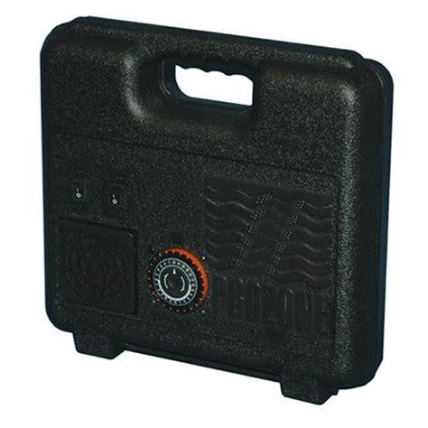 prozone indoor air purifier black