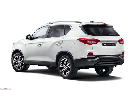 new mahindra suv rexton next ssangyong rexton y400 to be sold as a mahindra