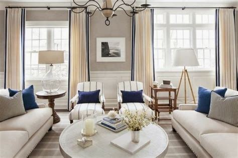 Blue And Neutral Living Room by Friday S Favourites Navy And Neutral Gallerie B