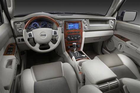 Jeep Commander Interior by 404 Not Found