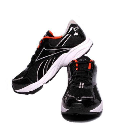 reebok black sports shoes price in india buy reebok black