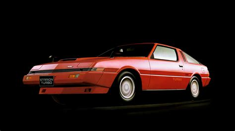 mitsubishi starion turbo wallpapers hd images wsupercars